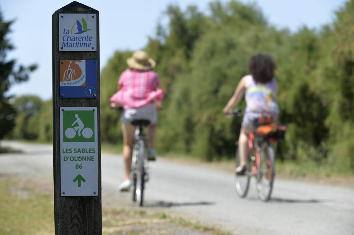 Direction Les Sables d'Olonne à vélo !