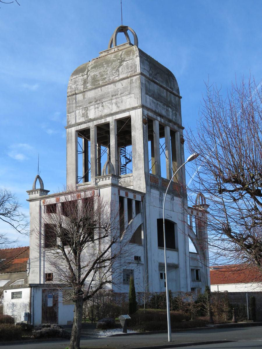 Château d'eau de Luçon