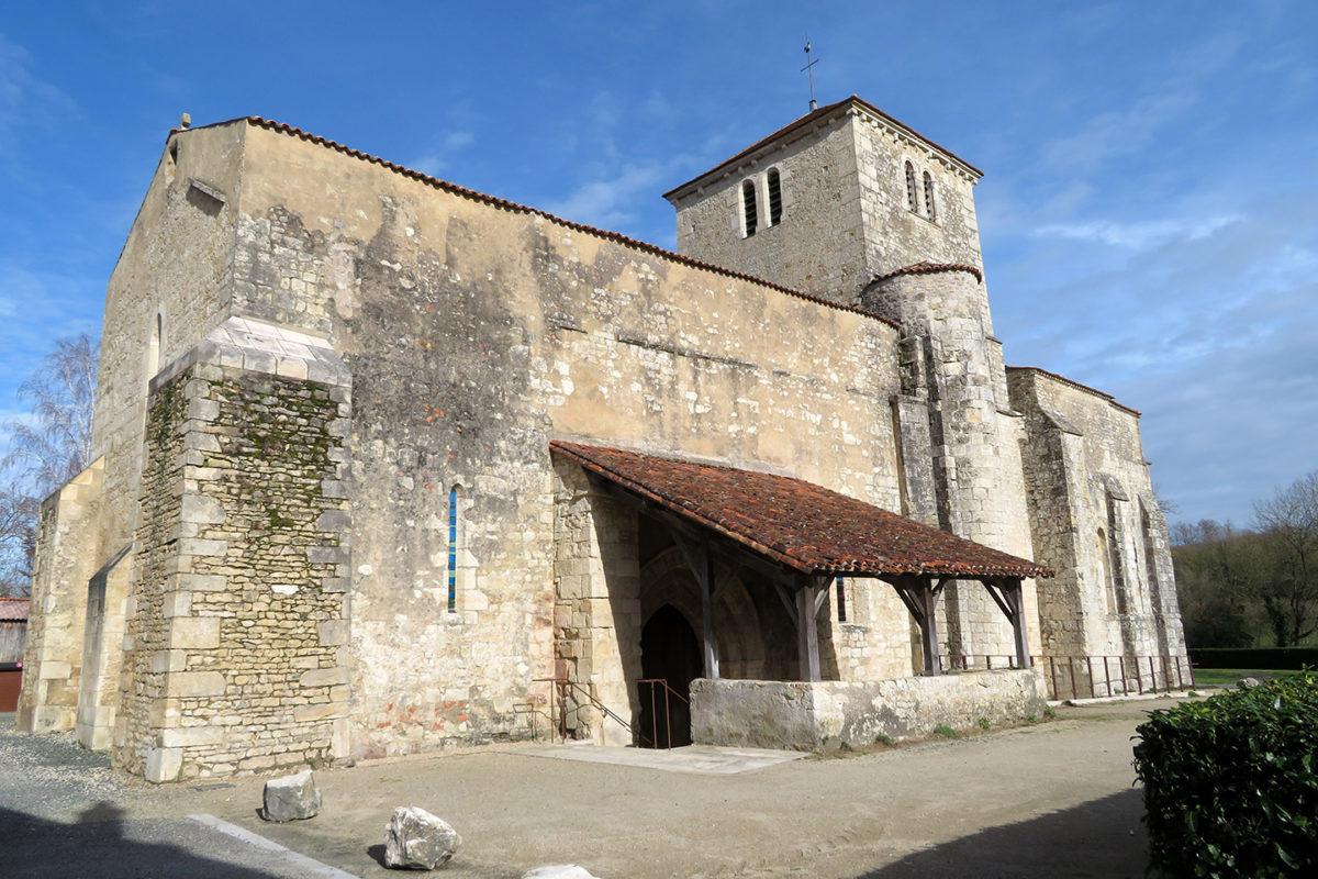 Église de Saint-Martin-Lars-en-Sainte-Hermine