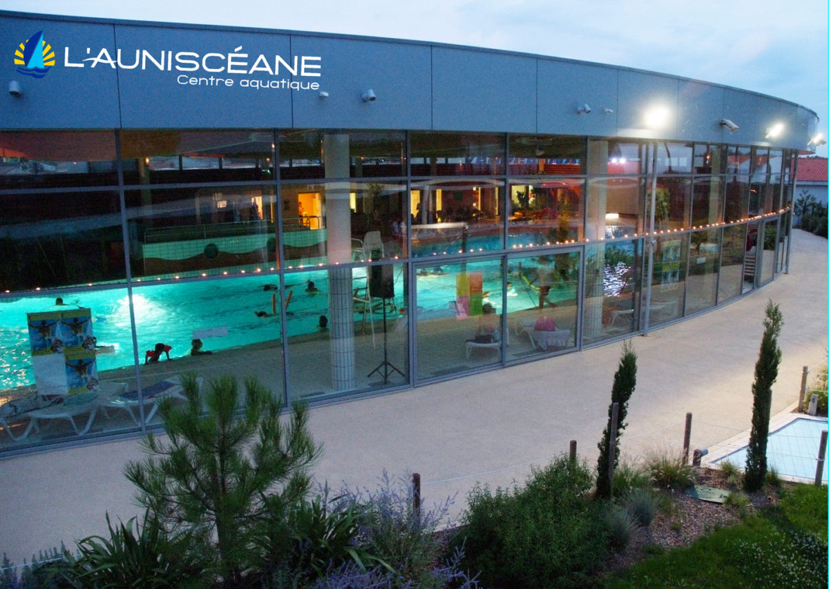Le centre aquatique de La Tranche-sur-Mer