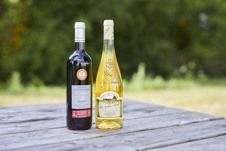 Vins de Mareuil, Fiefs Vendéens