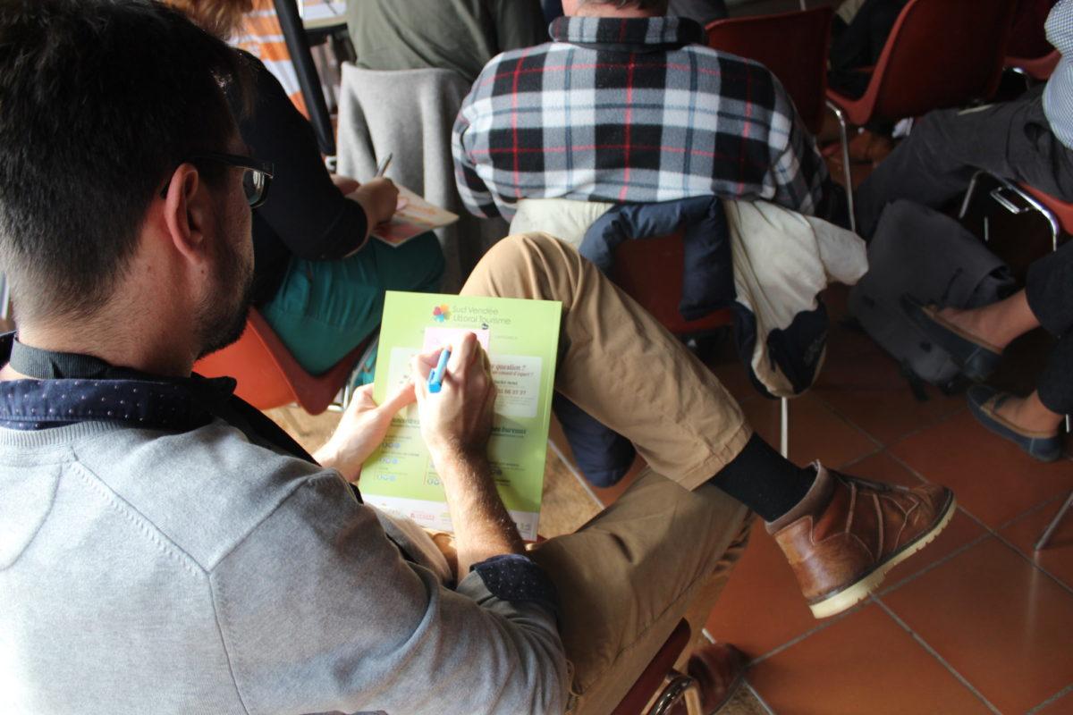 Partage et réflexion lors des secondes Rencontres du Tourisme