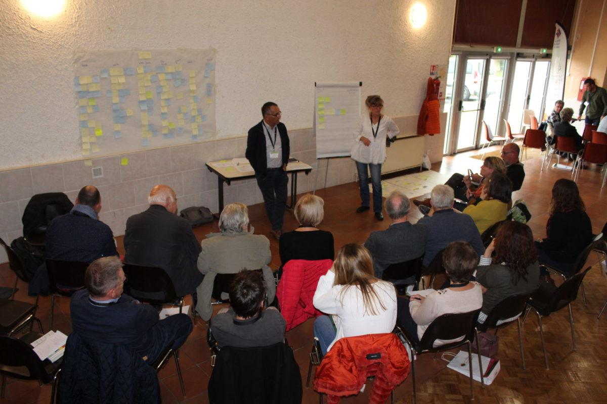 Ateliers lors des 2èmes Rencontres du Tourisme de Sud Vendée Littoral