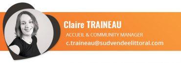 Claire TRAINEAU