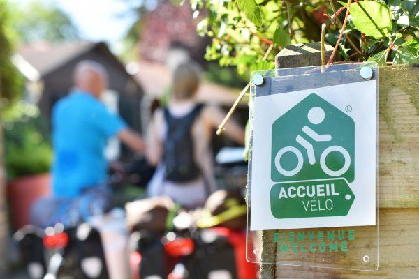 Marque Accueil Vélo pour des services et prestations dédiées aux cyclotouristes