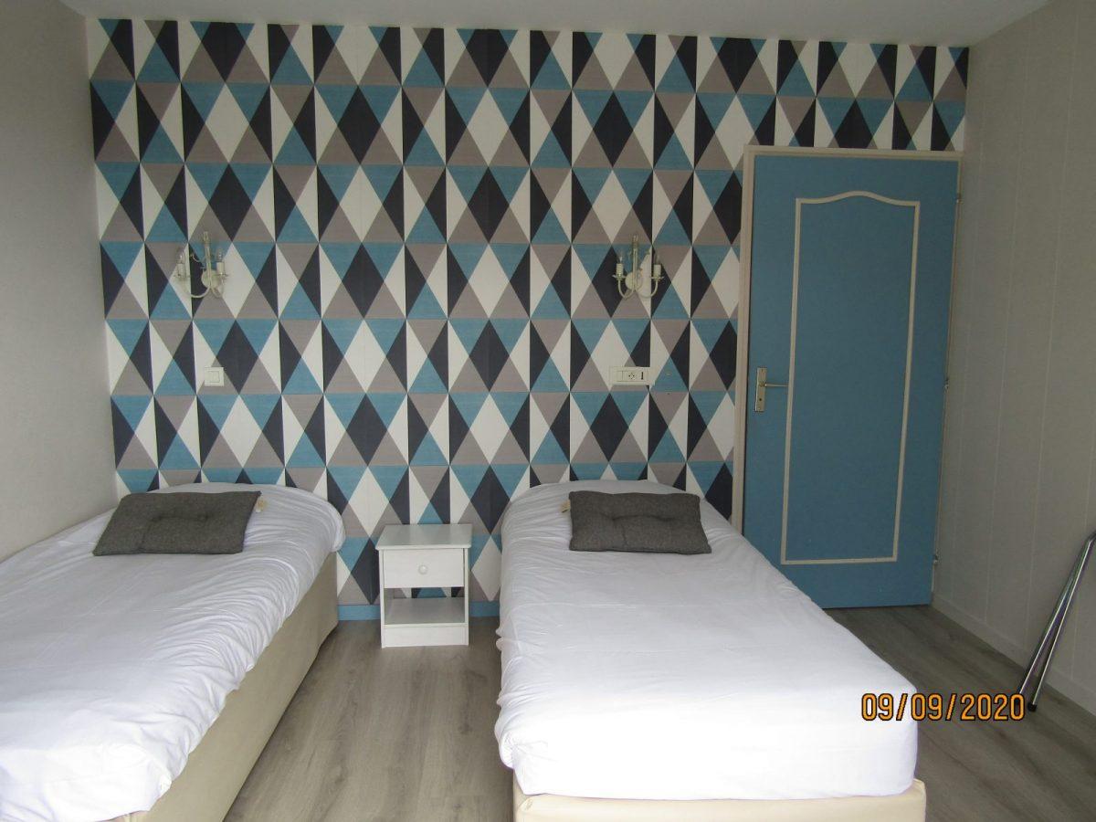 chambre twin PMR