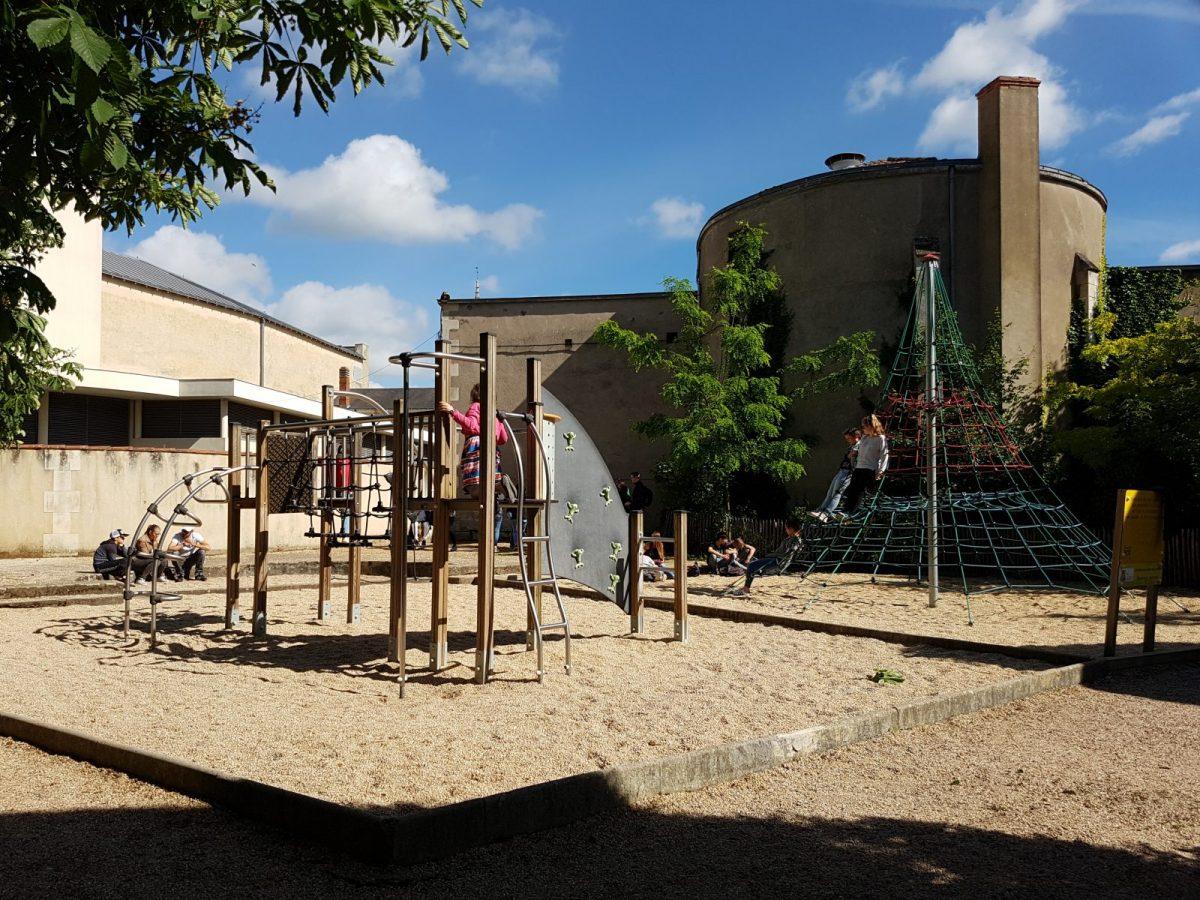 Jardin Dumaine – Luçon 85