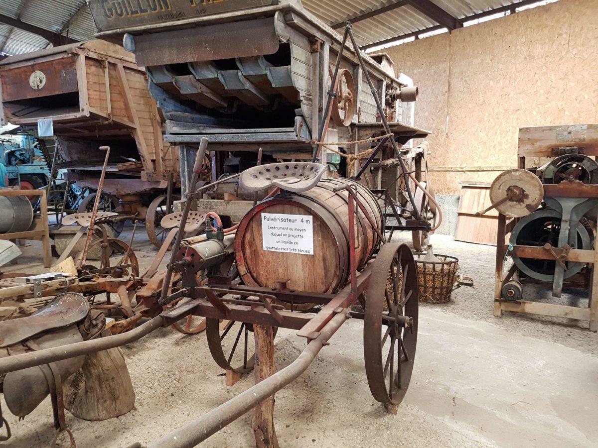 Musée d'Antan – Mareuil-sur-Lay-Dissais – 85