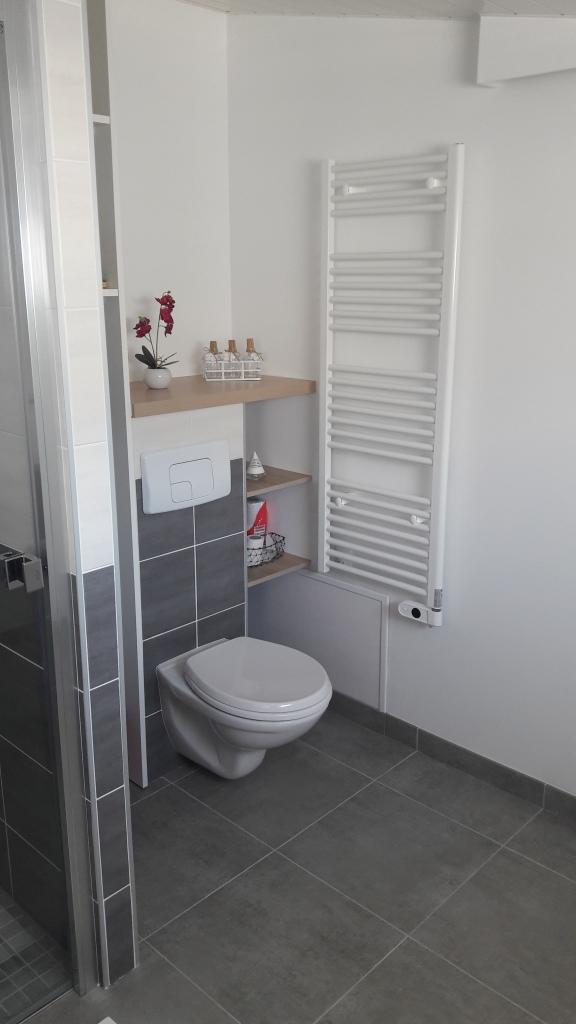 salle de bain -wc