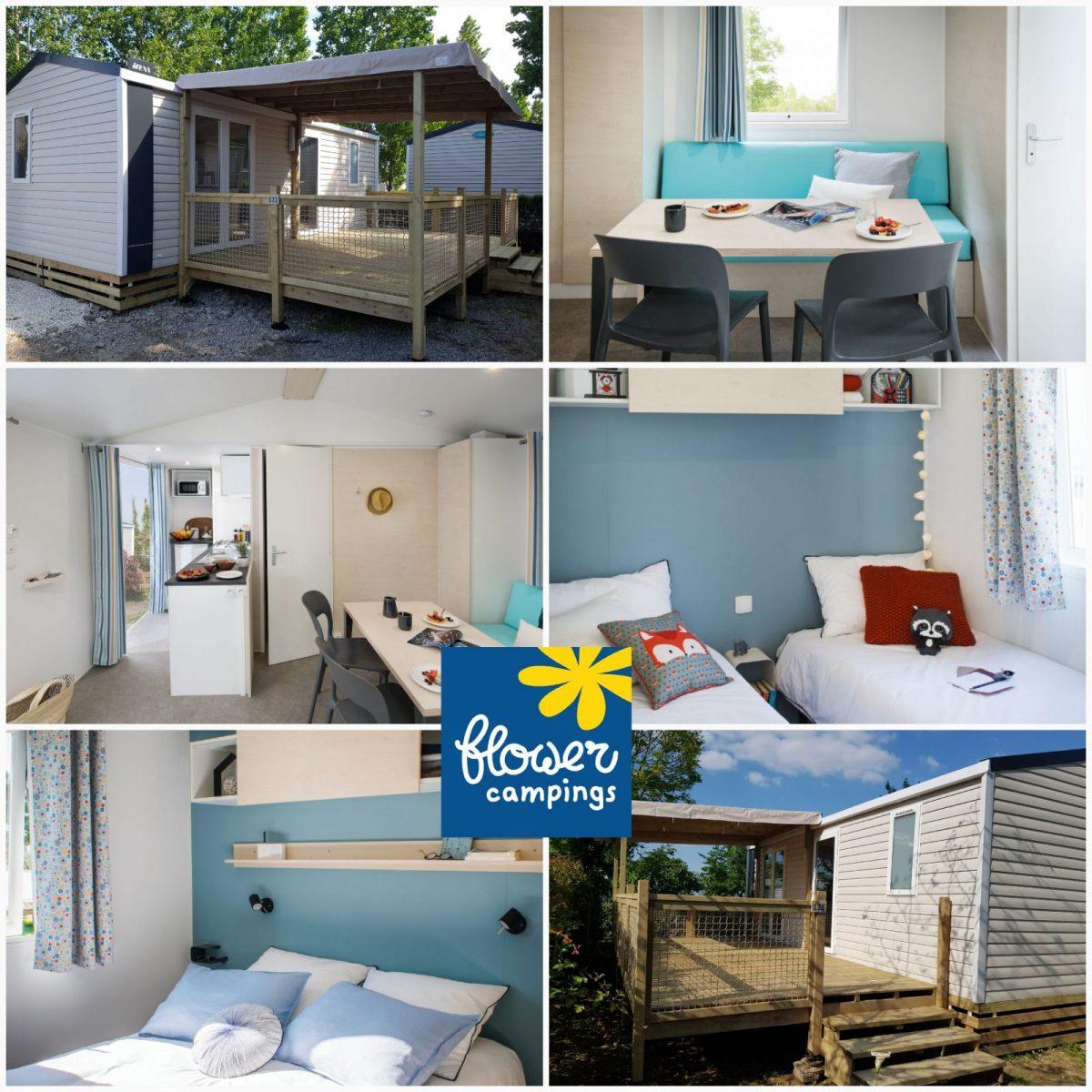 Mobil home 4personnes confort +