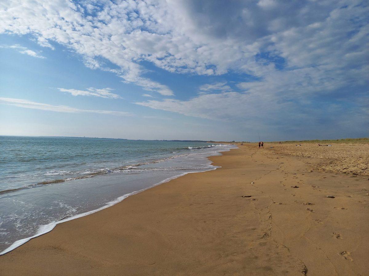 Plage des Chardons /La Faute sur Mer