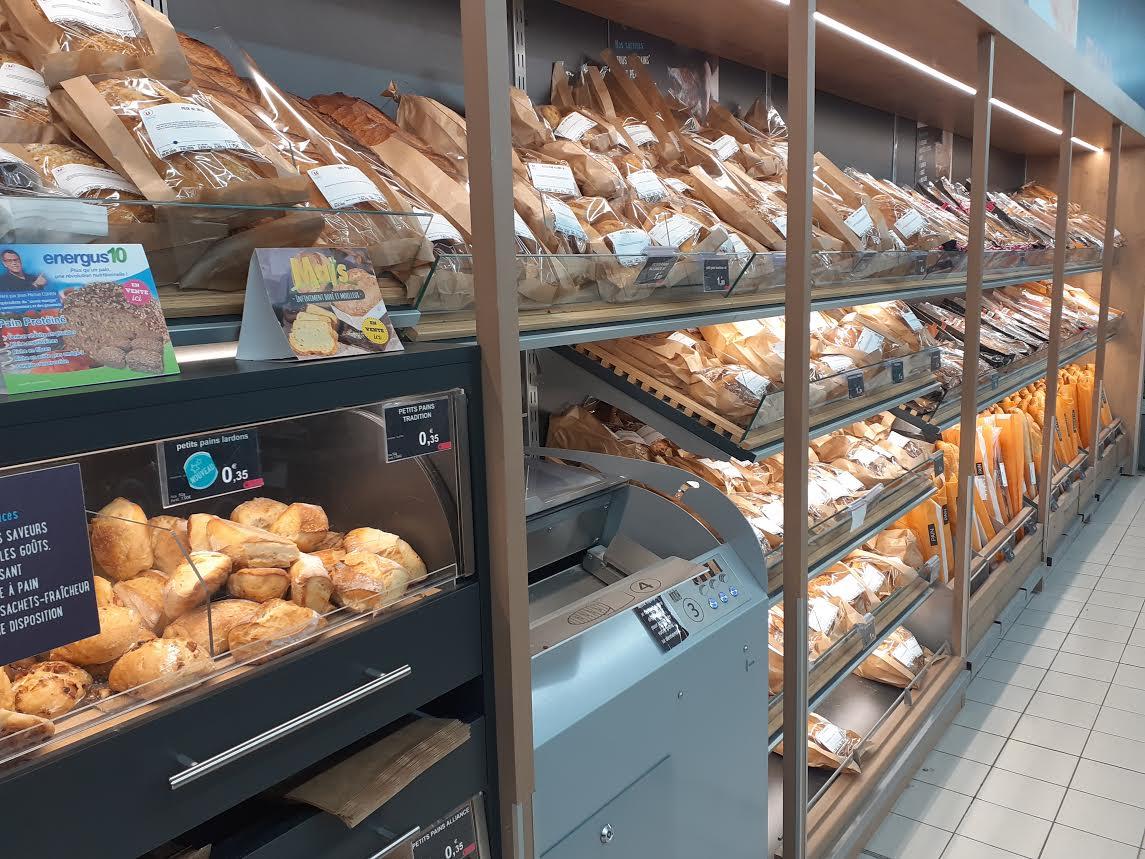 Trancheuse à pain