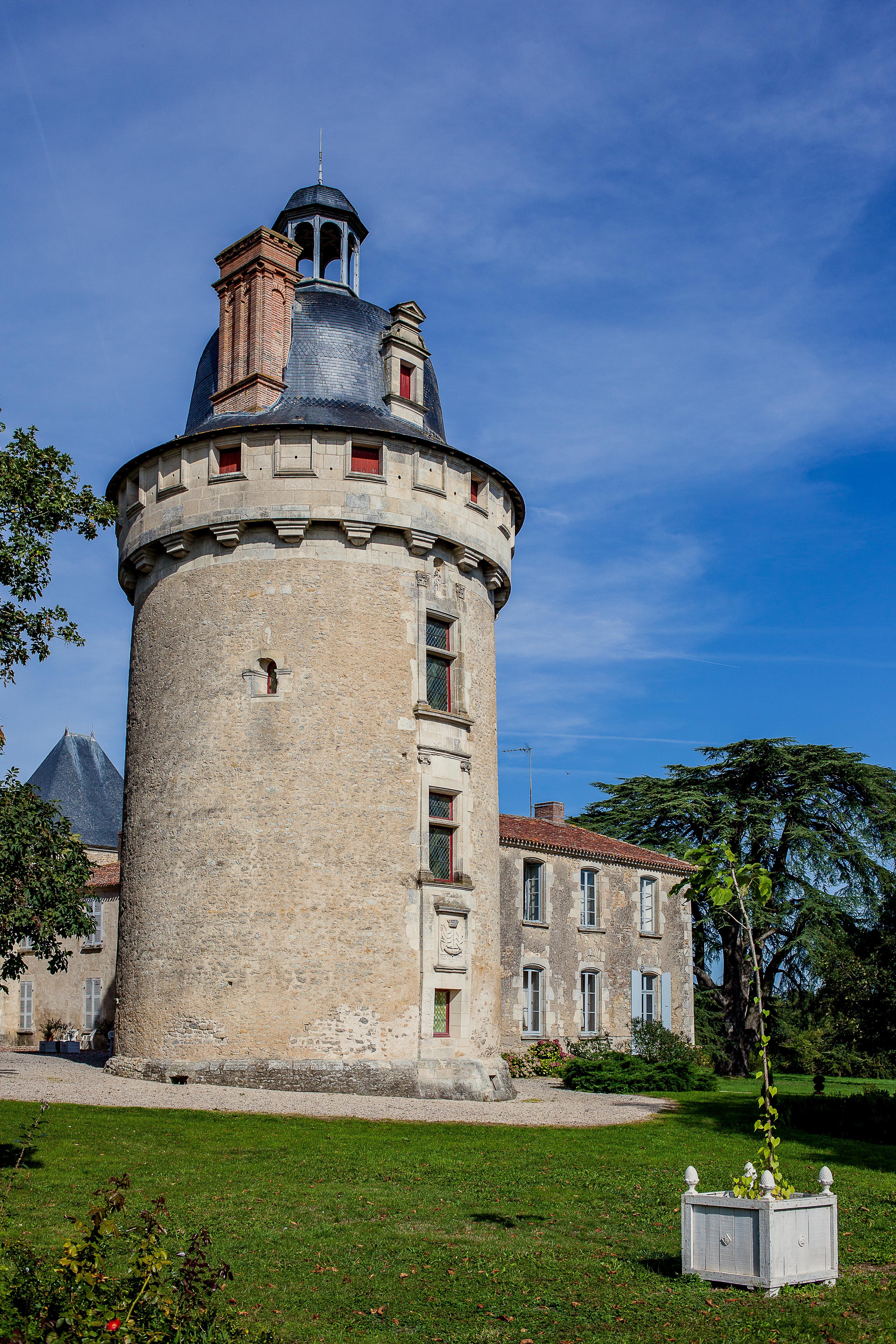 Château de Bessay