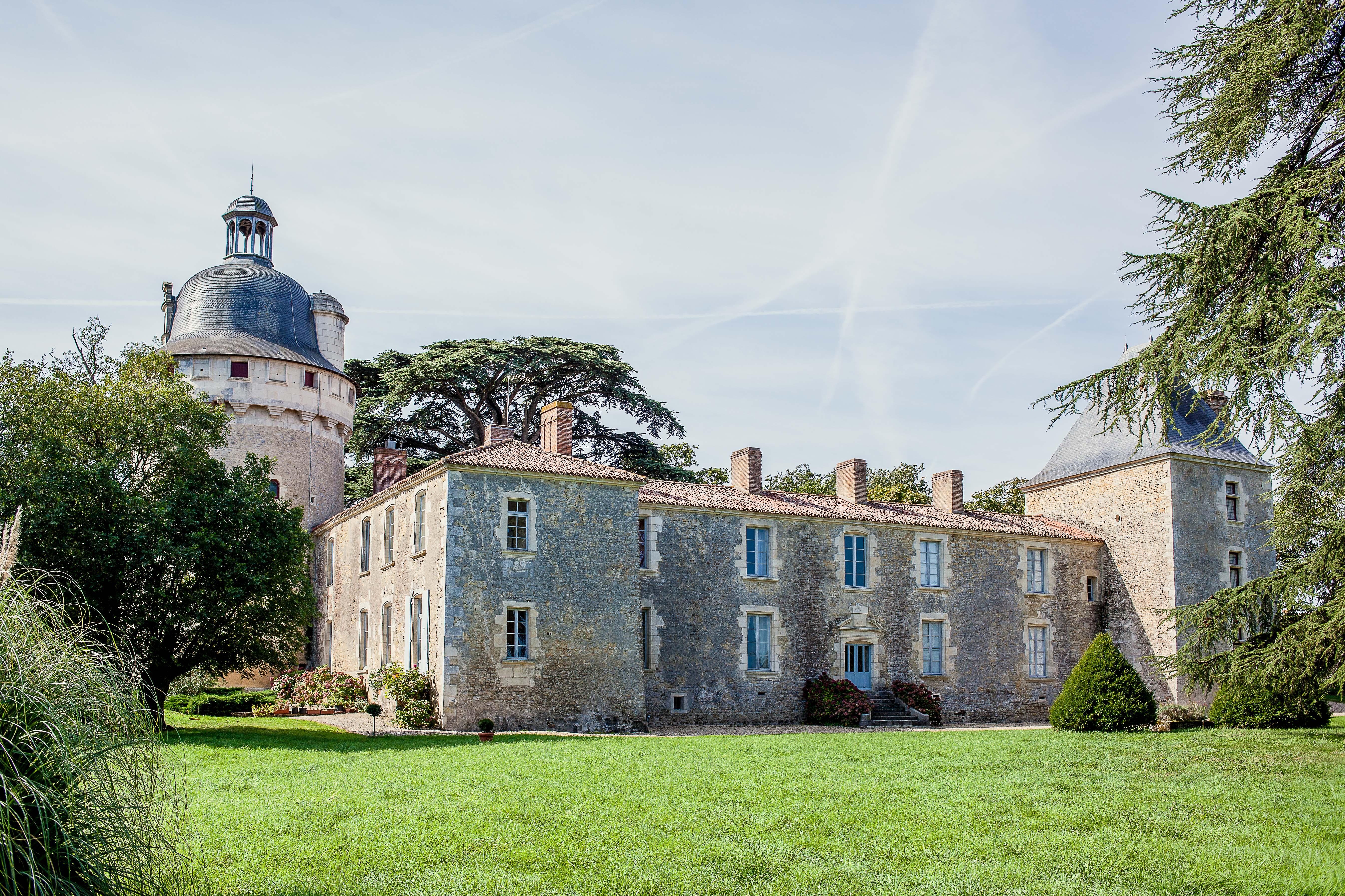 Château de Bessay – 85