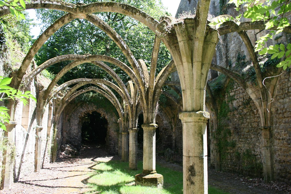 Abbaye Royale _ St Michel en l'Herm