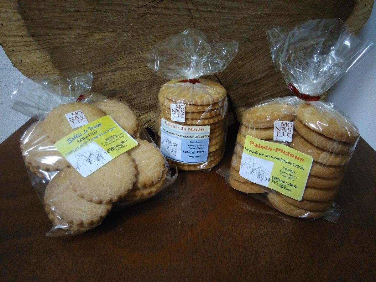 Biscuits du Carmel