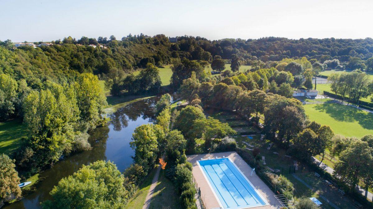Camping piscine mini-golf