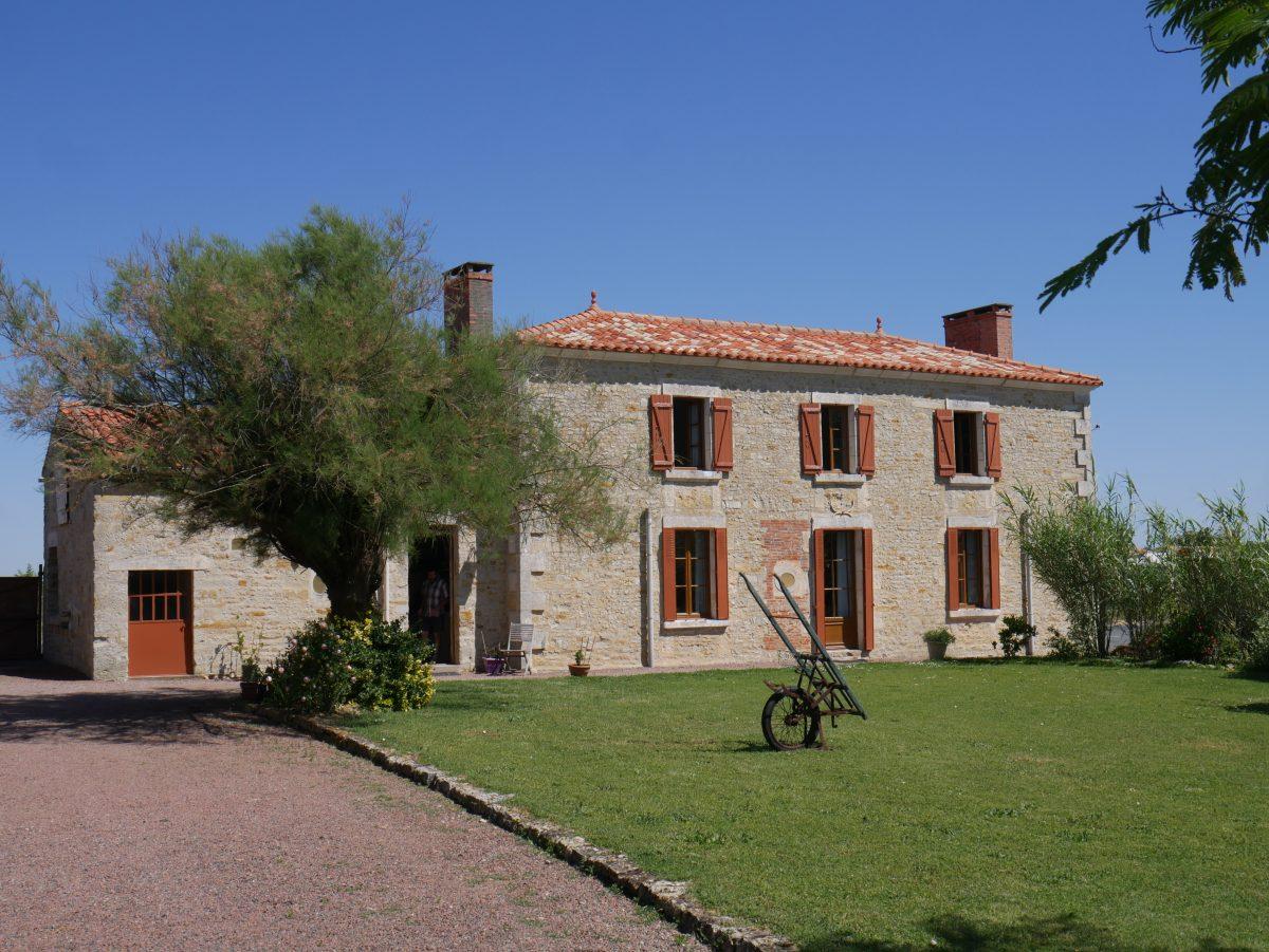 Chambres d'Hôtes Le Tamaris-SAINTEHERMINE-85-HERV1