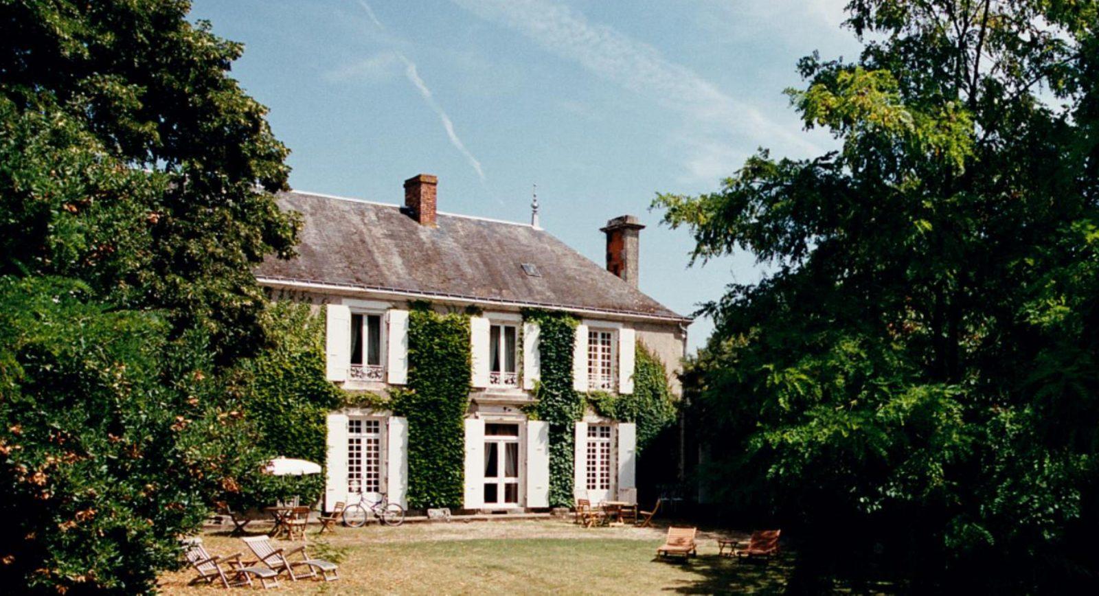 Chateau Moreilles Facade 1