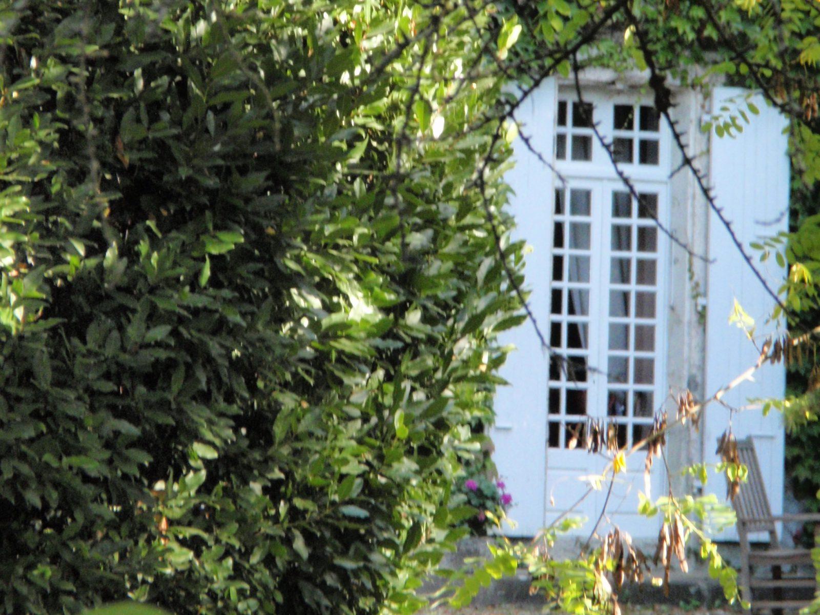 Chateau Moreilles détail parc 16