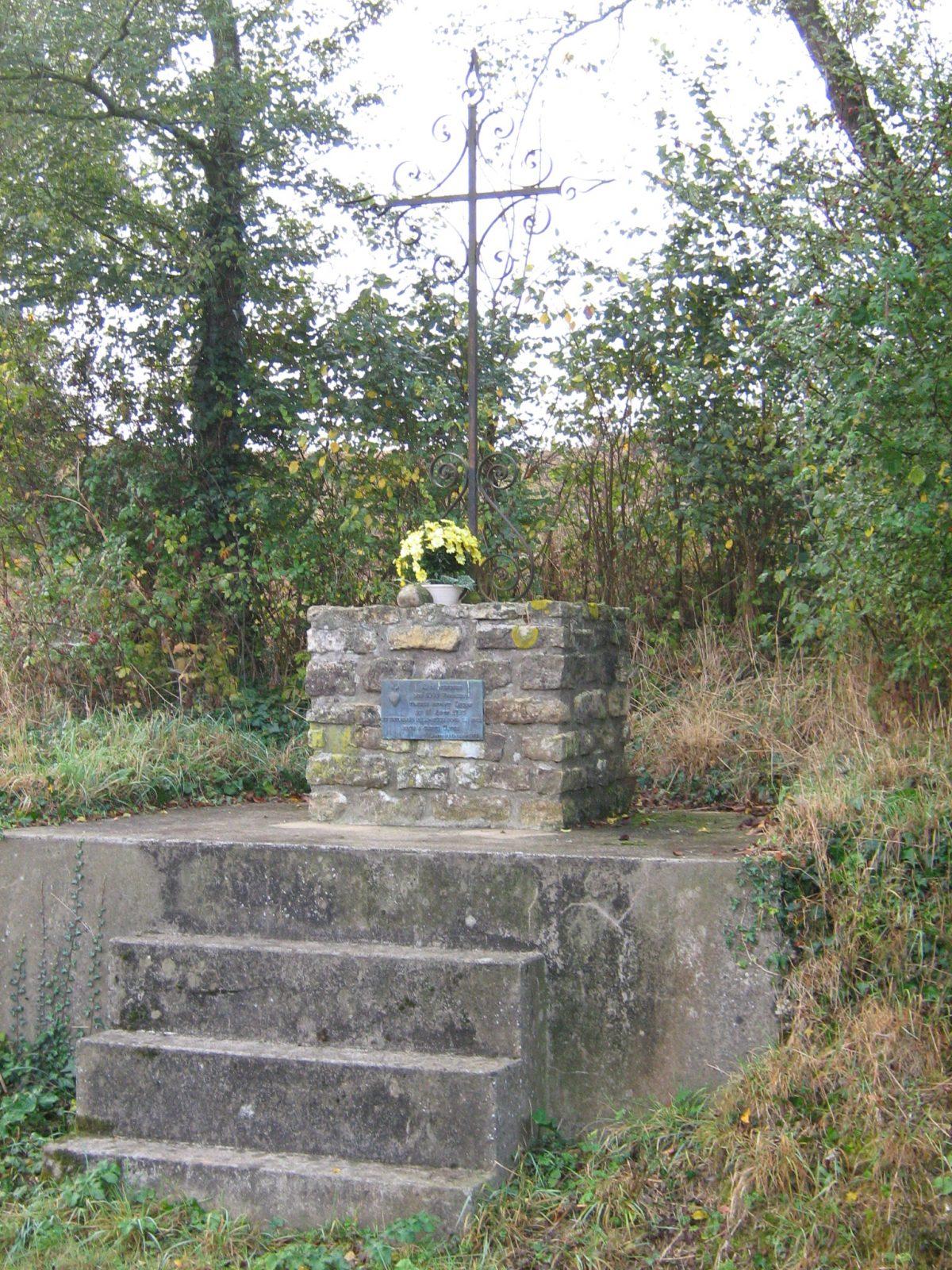 Croix des Trois Fontaines 4