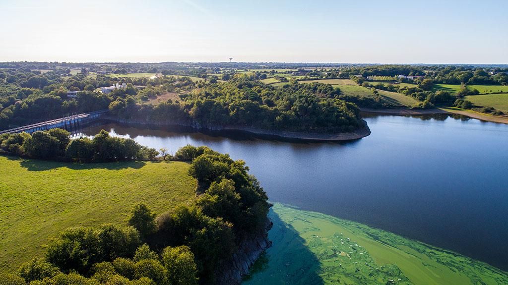Lac du Marillet – Chateau-Guibert – 85