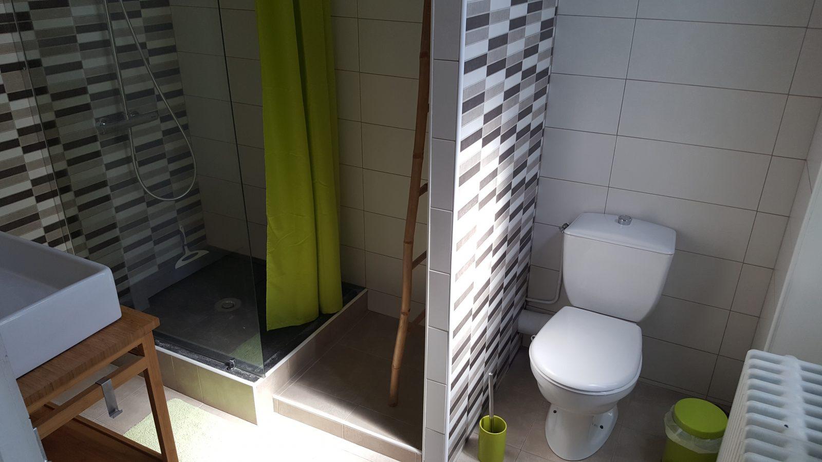 Douche-WC
