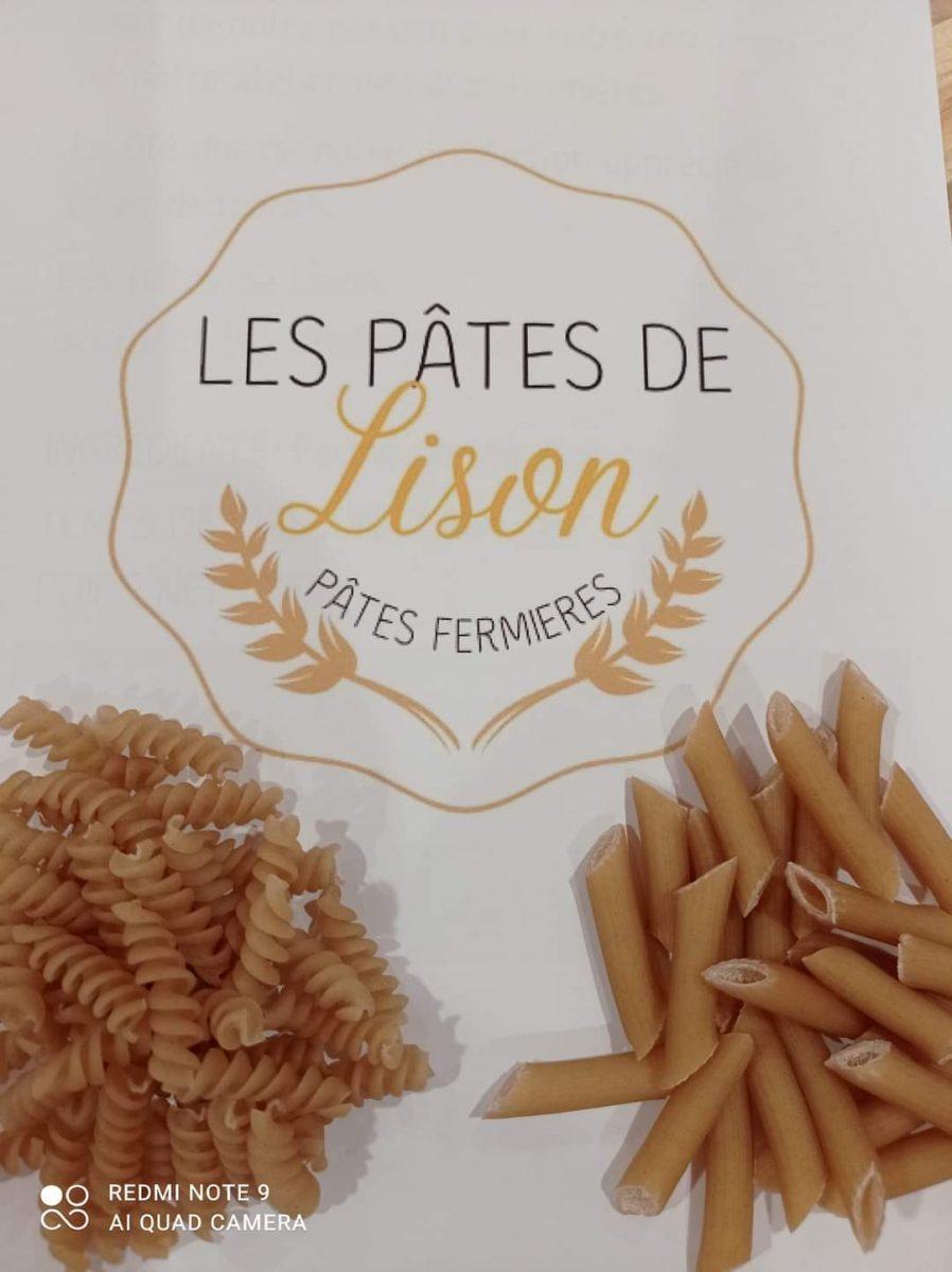 Vente à la ferme – Les pâtes de Lison – Puyravault – DEG – 85