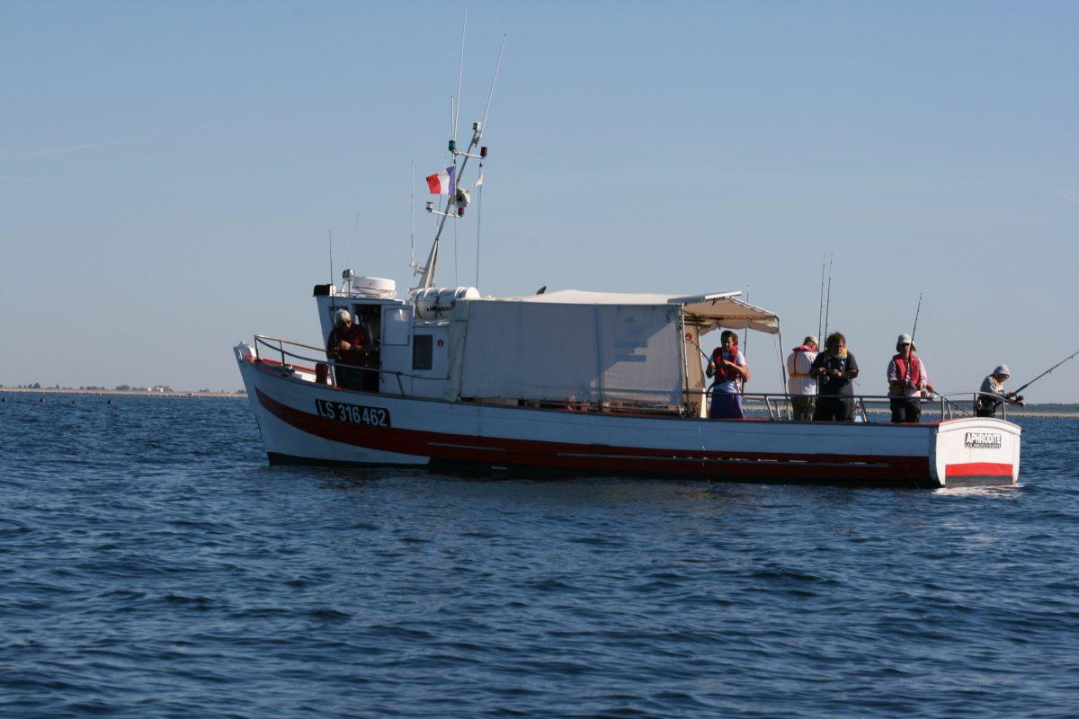 bateau de pêche l'Aphrodite la faute sur mer