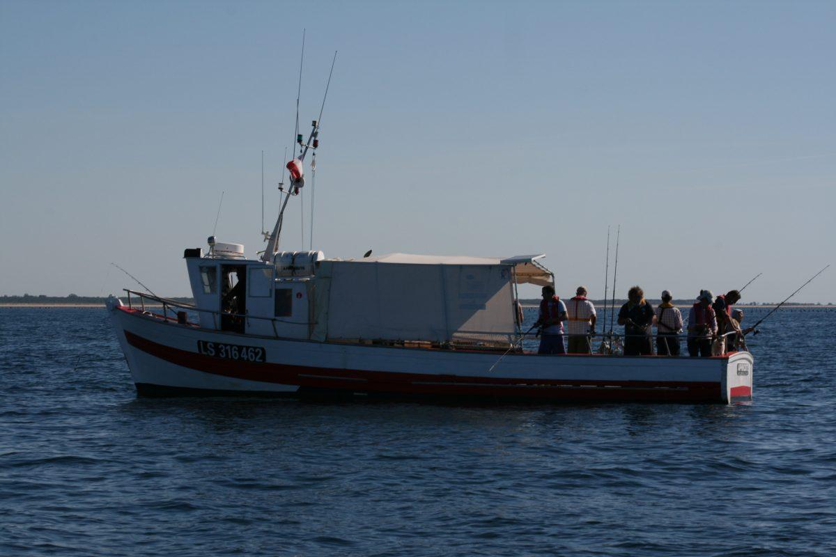Bateau de pêche l'Aphrodite – La Faute-sur-Mer