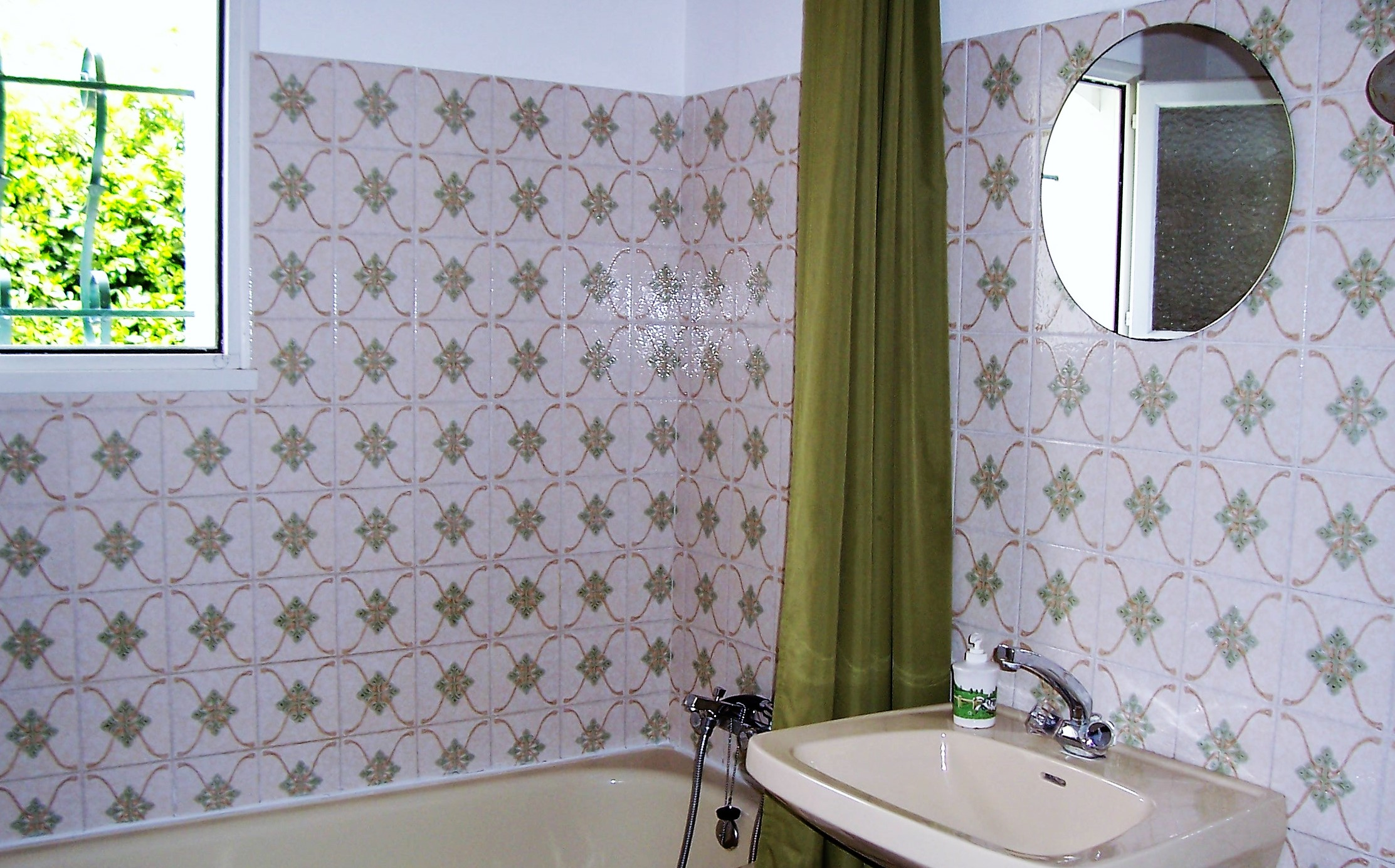Meublé Dreja – Salle de bain