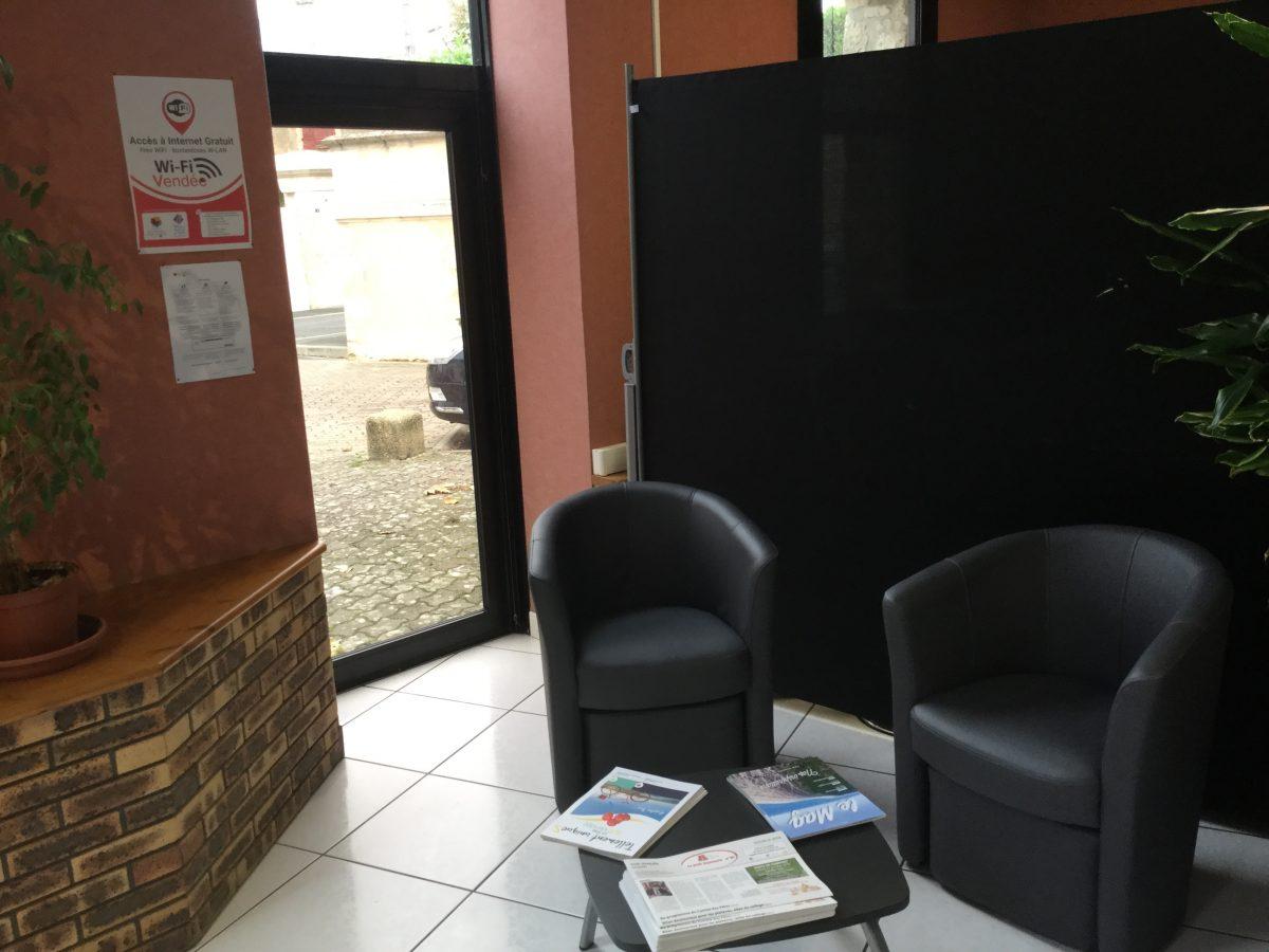 OT Sud Vendee Littoral – Luçon – Wifi