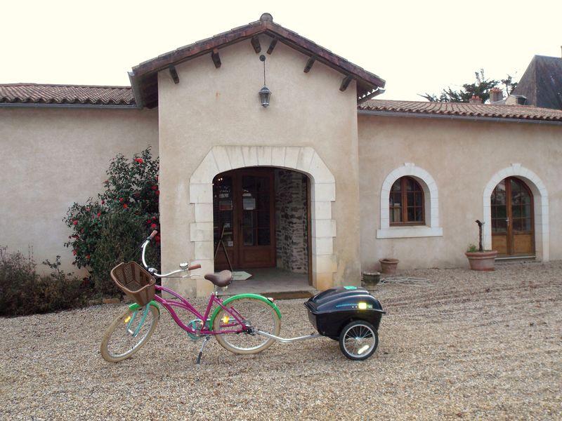 Original Vélo Tour – Dans les vignes de Rosnay 4