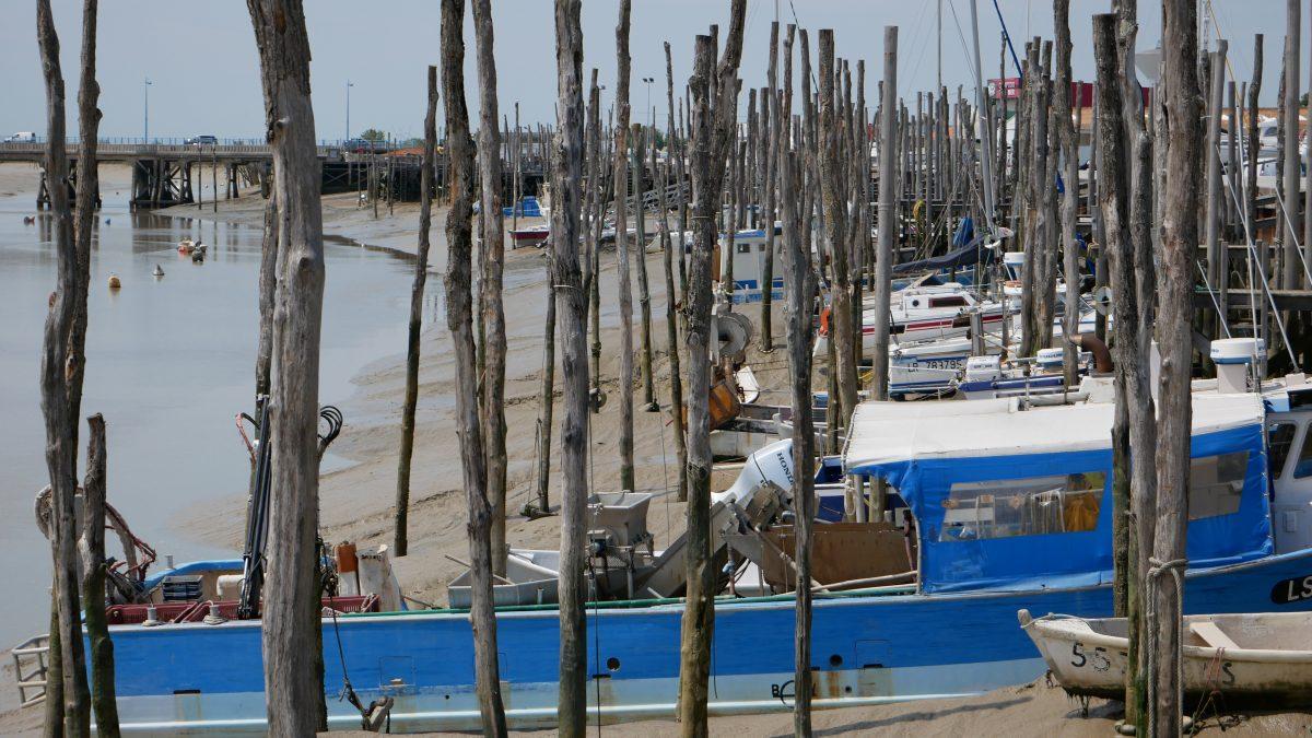 Port de pêche typique de la Commune