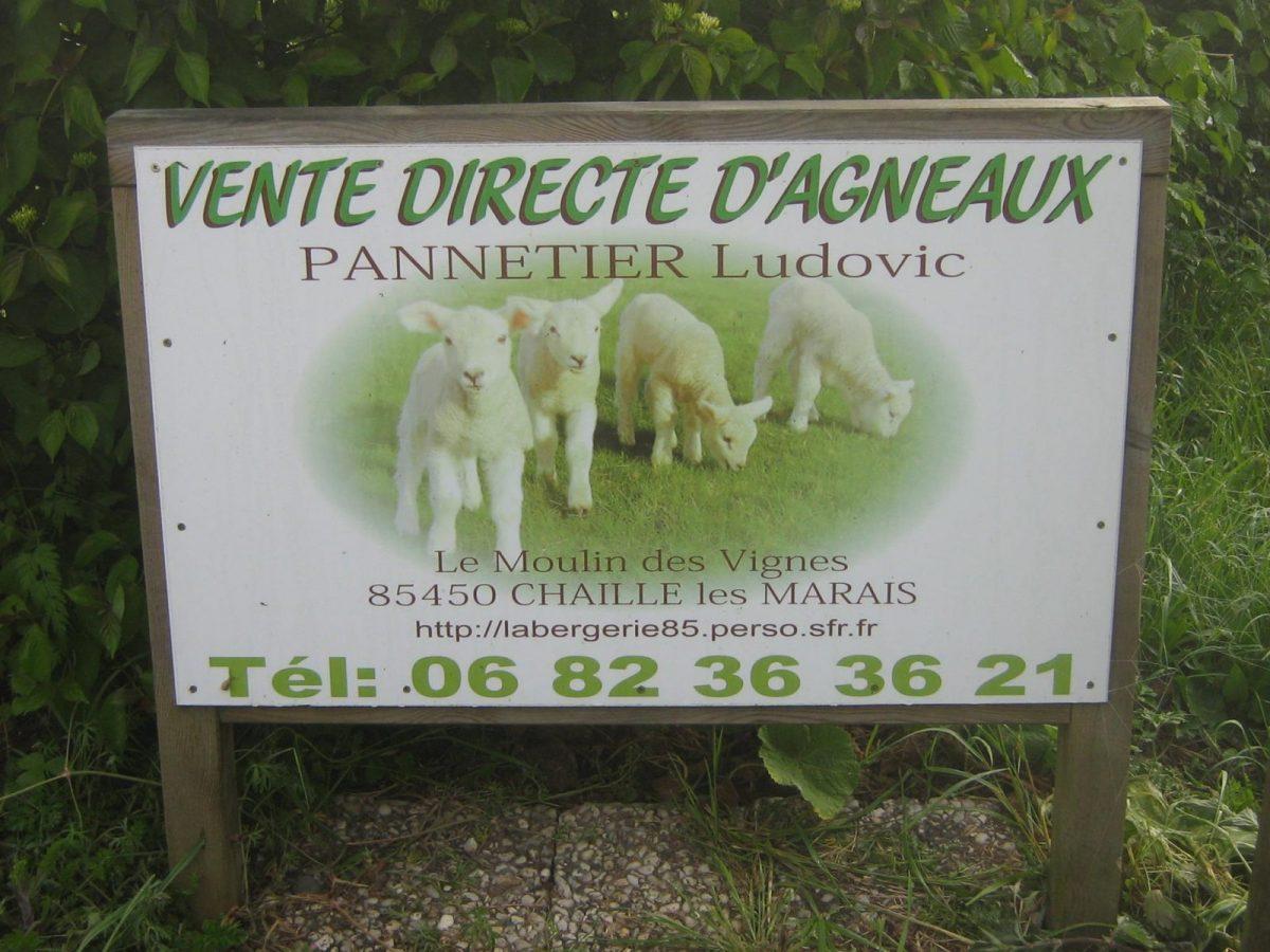 Bergerie85 – Chaille-les-Marais – 85