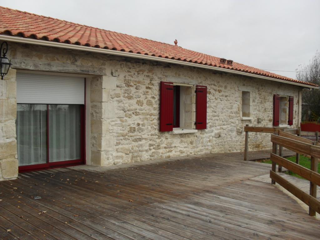 terrasse façade sud