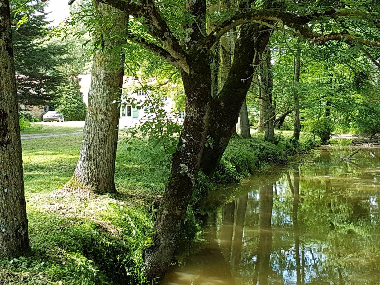 accueil bord de rivière