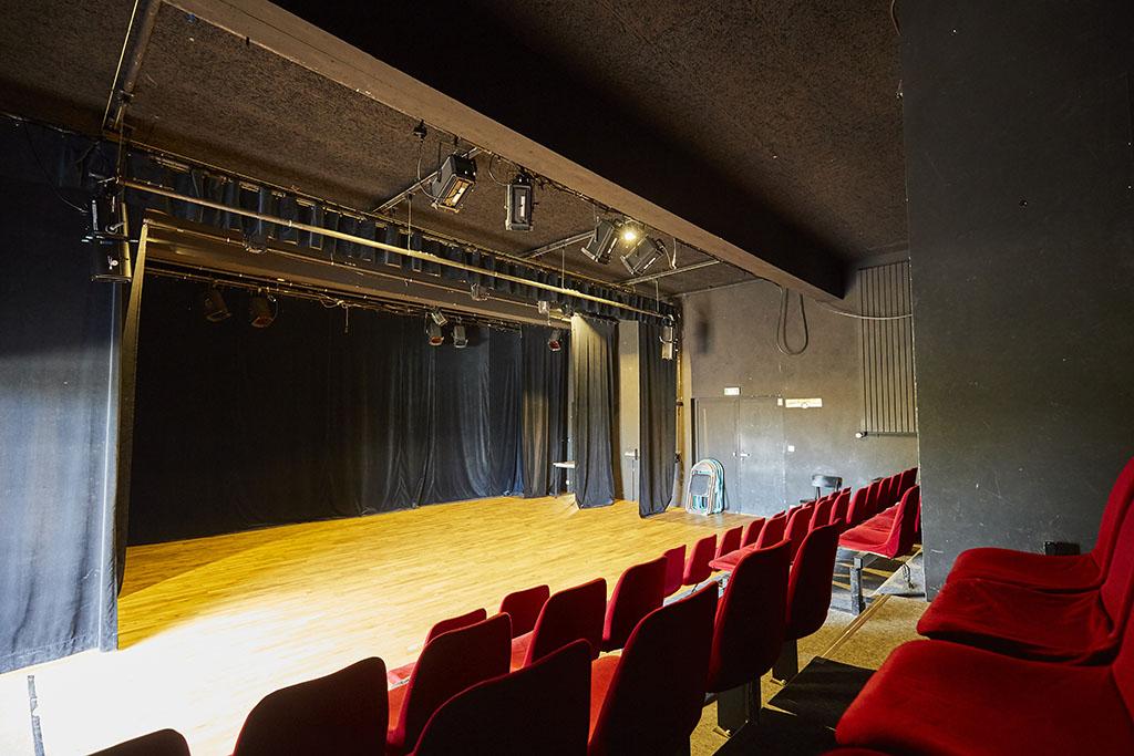 Théâtre le Jean Baptiste – Chaillé les Marais – 85