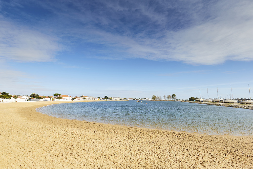 Plan d'eau L'Aiguillon-sur-Mer-85