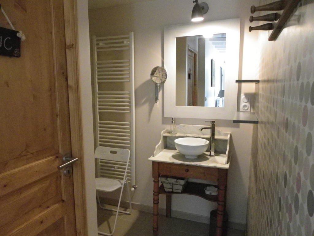chambred'hôte-salle de douche