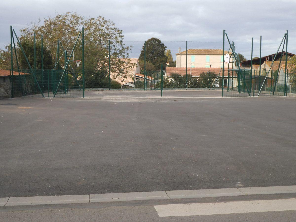 City stade Chevrette – Nalliers