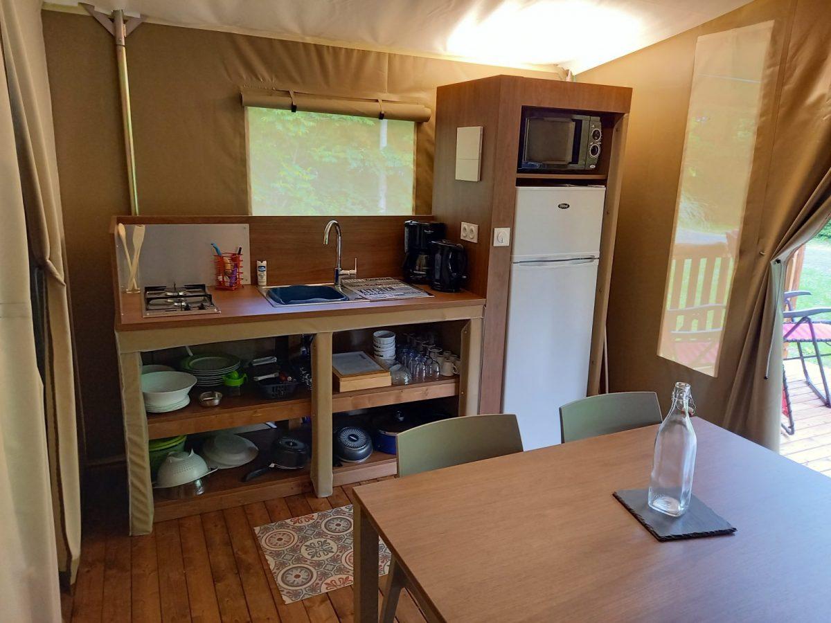Lodge Capucine 5 P., grand confort, équipement cuisine