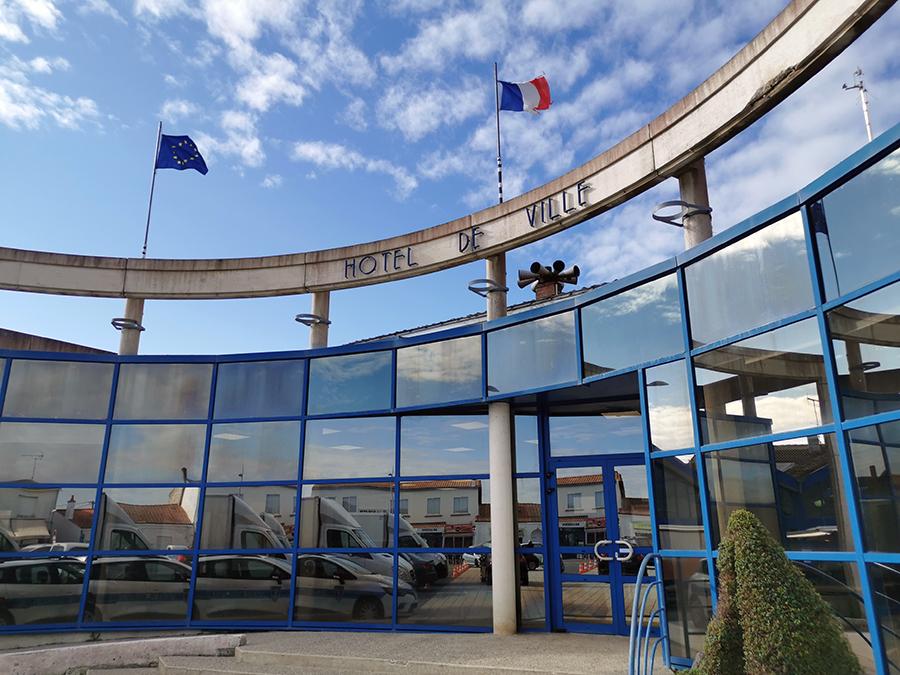 Mairie de L'Aiguillon-sur-Mer