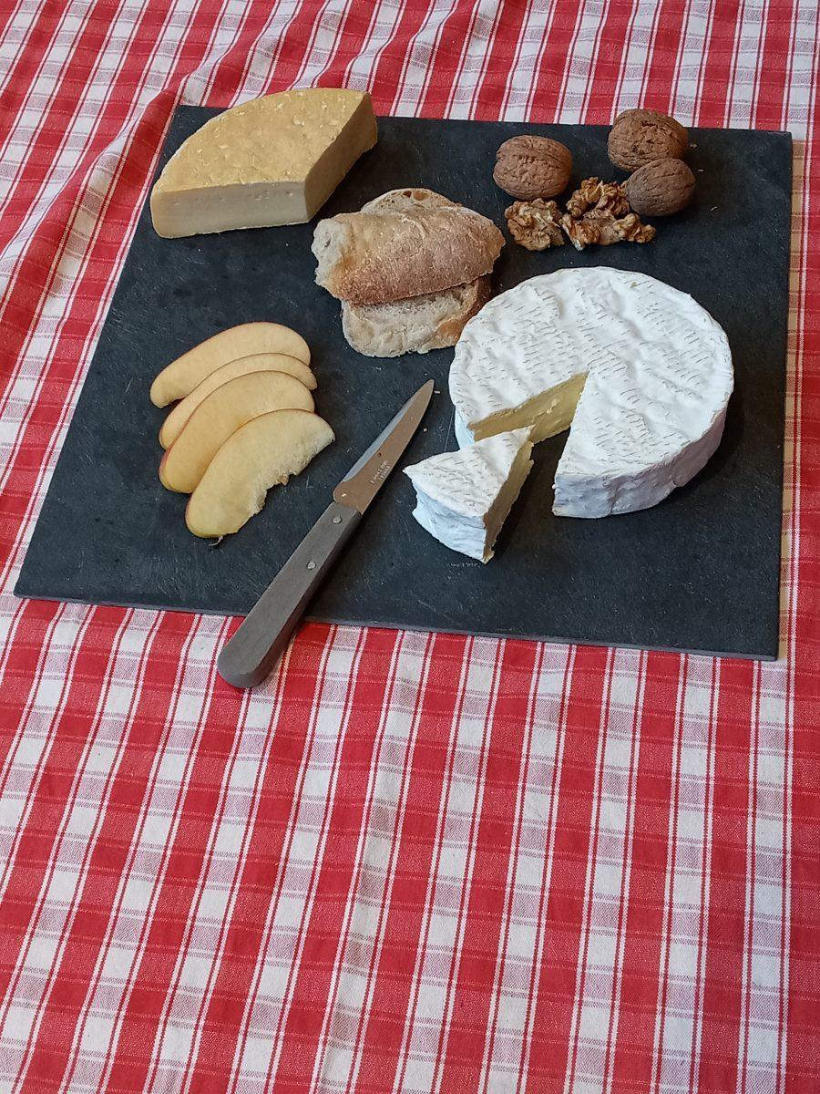 plateau Camembert et P'tit Rond Vendéen