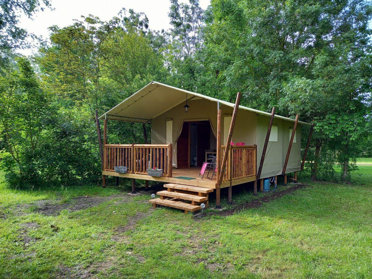 Lodge Capucine 5 P., grand confort, bloc sanitaire intégré
